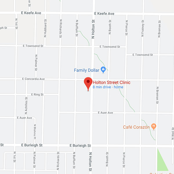 STI Information - Holton Street Clinic